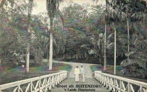Indonesia - Groet uit Buitenzorg 's Lands Plantentuin 03.04