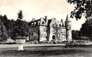 Belgium Resteigne Castle, Le Chateau du Cruckay Schloss
