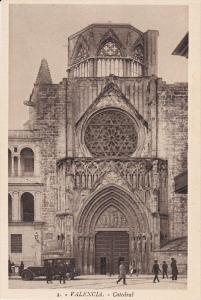 VALENCIA, Comunidad Valenciana, Spain, 1900-10´s; Catedral