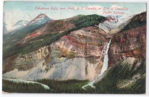 Takakkan Falls, near Field BC