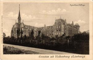 CPA Ignatius-College Groeten uit VALKENBURG LIMBURG NETHERLANDS (604542)
