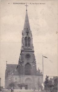 Belgium Brussells Schaebeek L E Lise Saint Servais 1911