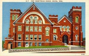 TN - Bristol. First Presbyterian Church