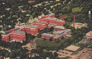 Aerial View Saint Mary's Hospital Rochester New York