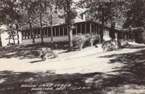 RP; WEBSTER, Wisconsin, 1948; Yellow Lake Lodge