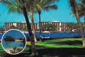 Hawaii Big Island Hotel King Kamehameha On The Kona Coast 1986