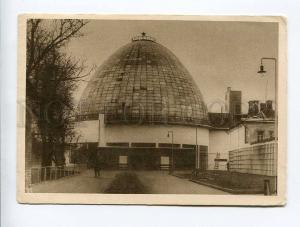 263157 USSR MOSCOW Planetarium Constructivism 1930 year