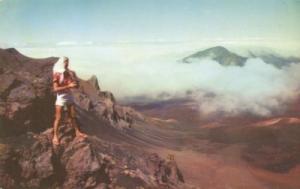 Haleakala, Island of Maui, Hawaii, unused Postcard