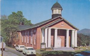 Cullowhee Baptist Church, CULLOWHEE, North Carolina, 40-60´