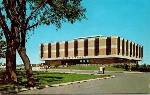 Michigan Rochester Kresge Library Oakland University