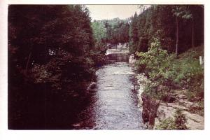 Devil's Punch Bowl, Grand Gorge Park Bridge, Elora, Ontario, Wright Studio