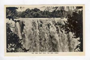 RP  Victoria Falls, Main fall from the Rain Forest 20-40s