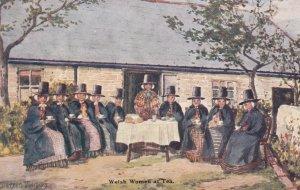 Welsh Women at Tea , WALES , 00-10s
