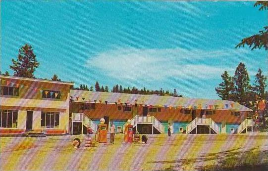 Canada British Columbia Hot Springs Kozy Motel