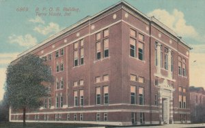 TERRE HAUTE , Indiana , 1908 ; B.P.O.E. (Elks) Building