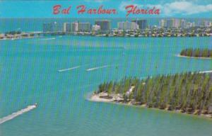 Florida Miami Bal Harbour Panoramic View