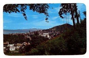 Mexico - Puerto Vallarta. Panoramic View