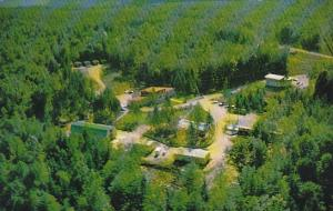 Canada Aerial View Salvation Army Miracle Valley Mission City British Columbia