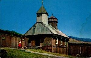 California Fort Ross Chapel