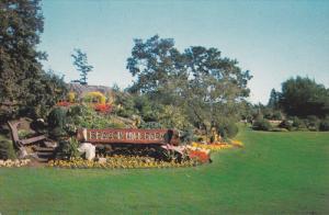 Beacon Hill Park, Victoria, British Columbia, Canada, 40-60s