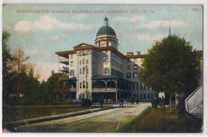 Admin Bldg. Soldiers Home, Elizabeth City Co. VA