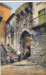 LA TURBIE , France , 00-10s : Une Vielle Rue