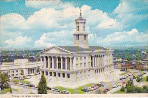 Tennessee Neshville State Capitol 1977