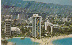 Hawaii Oahu Waikiki Hilton Hawaiian Village