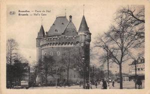 Belgium Bruxelles Porte de Hal, Hal's Gate