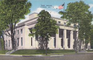ATHENS , Georgia, PU-1943 ; Post Office