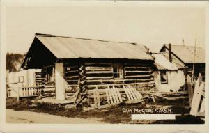 RP; Sam McGees' Cabin, Yukon  , Canada 10-20s