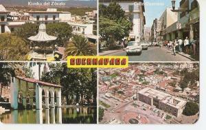 Postal 034426 : Main Plaza Bandstand Cuernavaca Morelos (Mexico)