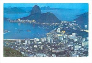 PAN AM  BRAZIL - Rio de Janeiro, 50-60s
