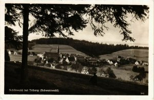CPA AK Schonwald bei Triberg GERMANY (935165)