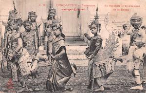 Phnom Phem Cambodia, Cambodge Danseuses Phnom Phem Danseuses