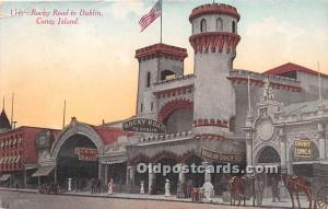 Rocky Road to Dublin Coney Island, NY, USA Amusement Park 1912