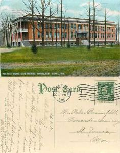 D/B of Fort Wayne Bible Training School, Fort Wayne, Indiana, IN, 1910