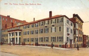 massachusetts  New Bedford, The Parker House