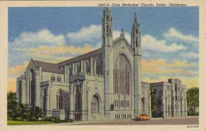 First Methodist Church, Tulsa, Oklahoma, 1930-1940s