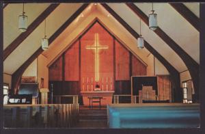 Lutherdale Bible Camp,Elkhorn,WI Postcard BIN