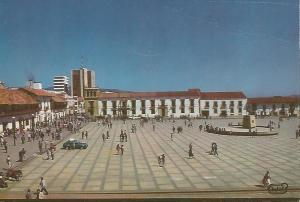 Postal 52133: TUNJA (COLOMBIA) - Plaza de Bolivar
