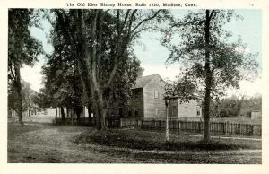 CT - Madison. The Old Eber Bishop House