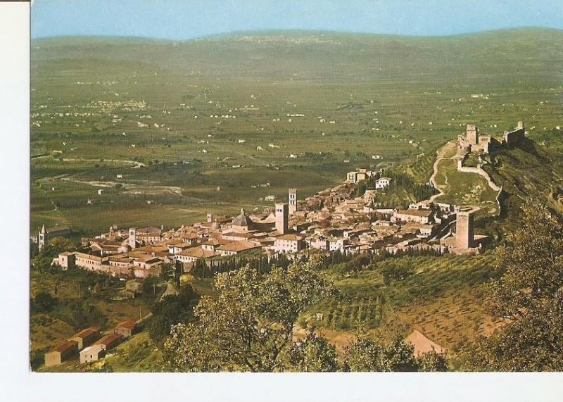 Postal (PostCard) 024901 : Panorama Assisi
