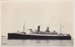 RP, Steamer, R. M. S. Duchess Of Atholl, 1920-1940s