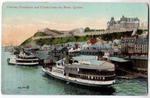 Chateau Frontenac & Citadel Que