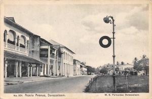 German East Africa Tanzania Dar Es Salaam, Daressalaam, Acacia Avenue