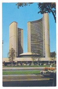 City Hall, Toronto,  Ontario, Canada,  40-60s