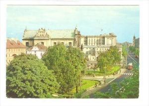 Warszawa, Poland , 50-60s