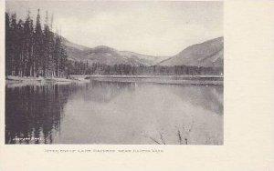 Washington Easton Upper End Of Lake Kachess Albertype