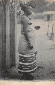 Guinea, Guinee , Femme Foula, Traditional Woman